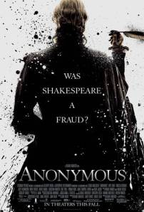 'Anonymous' Film Poster