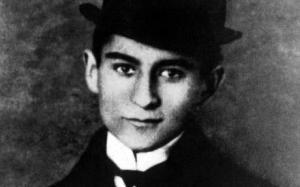 An inspiration for Grace: Franz Kafka