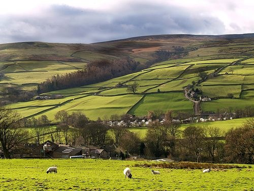 The Beautiful Yorkshire Dales