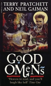 Jacket for 'Good Omens' by Terry Pratchett and Neil Gaiman