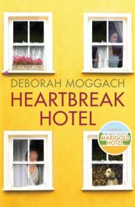 Jacket for 'Heartbreak Hotel' by Deborah Moggach