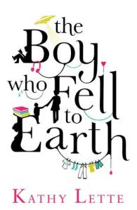 'The Boy Who Fell to Earth' book jacket