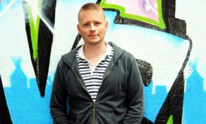 Author Patrick Ness